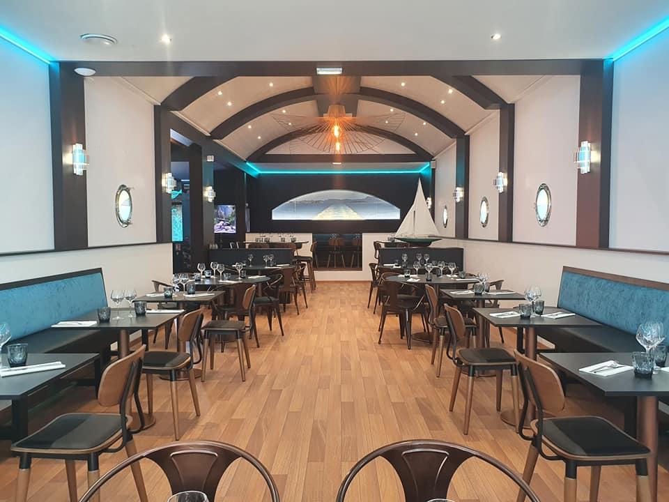 Quai 63 : Restaurant poisson et fruits de mer
